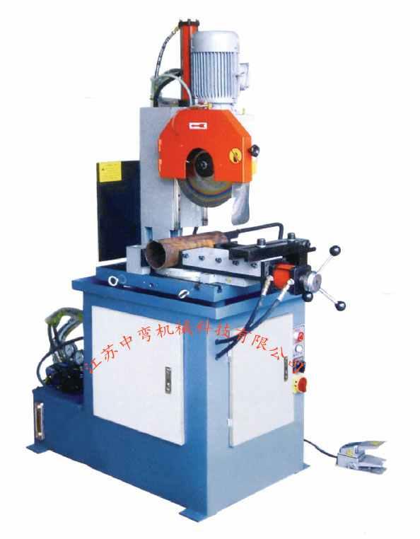 液压切管机350油压半自动